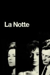 """Poster for the movie """"La Notte"""""""