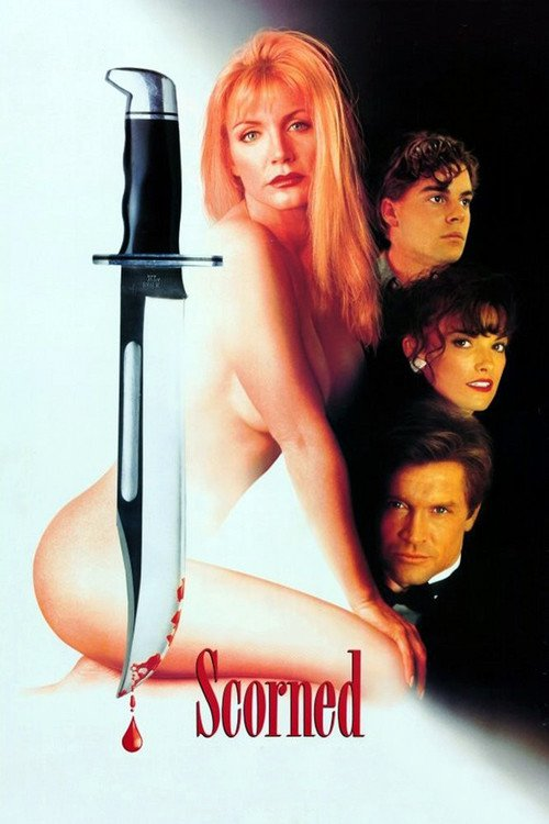 "Poster for the movie ""Scorned"""