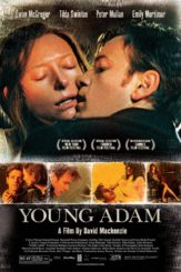 """Poster for the movie """"Young Adam"""""""