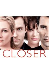 """Poster for the movie """"Closer"""""""