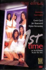 """Poster for the movie """"First Time"""""""