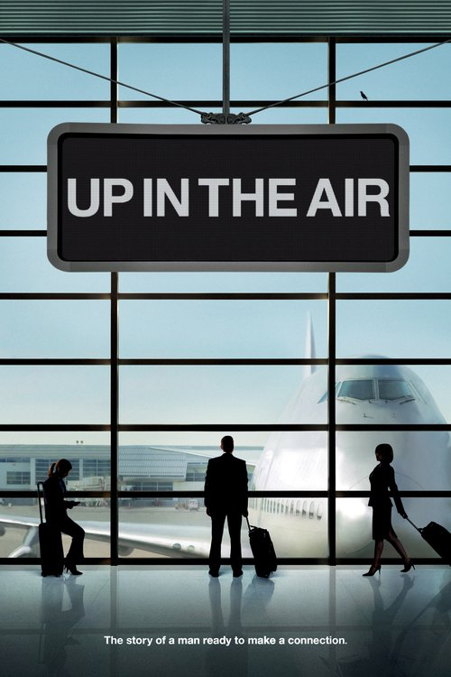 """Poster for the movie """"Up in the Air"""""""