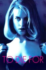"""Poster for the movie """"To Die For"""""""