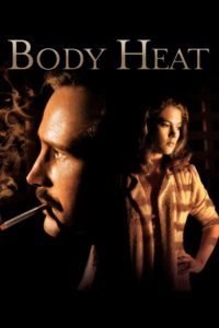 """Poster for the movie """"Body Heat"""""""